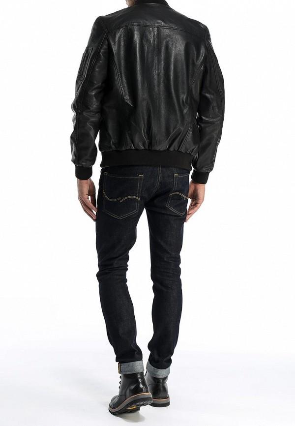 Кожаная куртка Bellfield B CRUISE: изображение 4