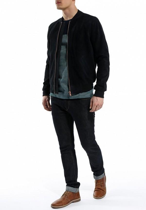 Кожаная куртка Bellfield B BERMUDA N: изображение 3