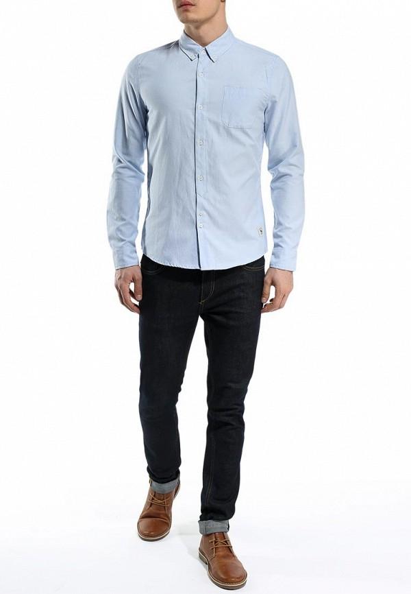 Рубашка с длинным рукавом Bellfield B CODA P: изображение 3