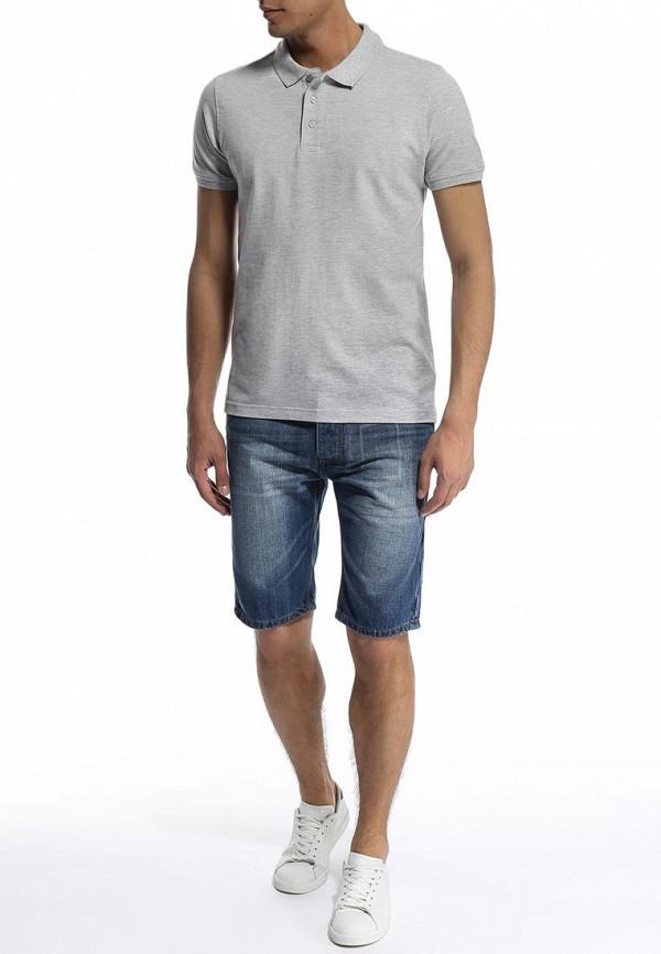 Мужские джинсовые шорты Bellfield B HANLEY: изображение 3