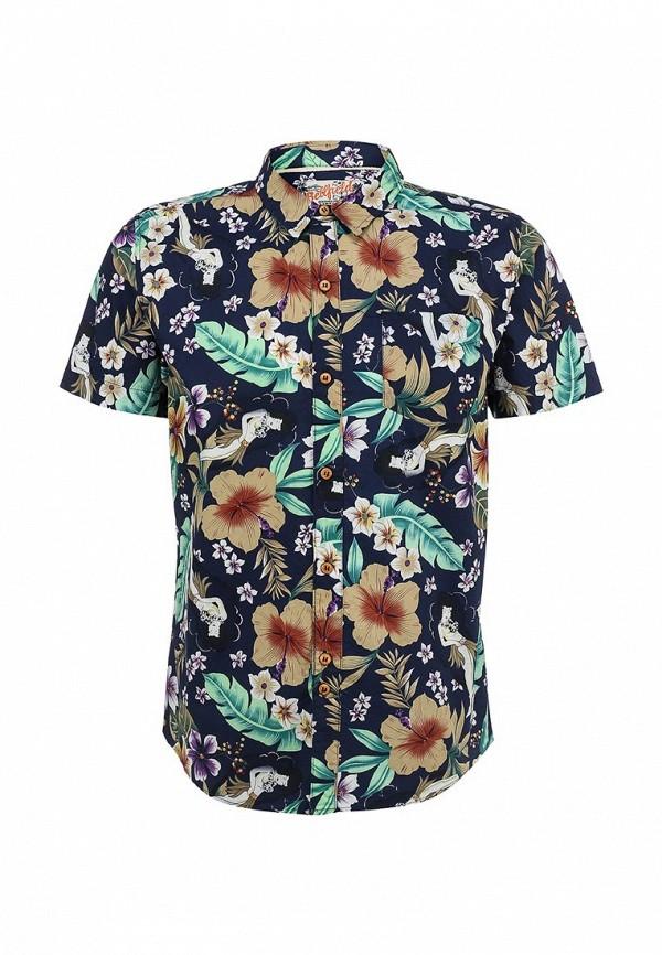 Рубашка с коротким рукавом Bellfield B GANRYU: изображение 1