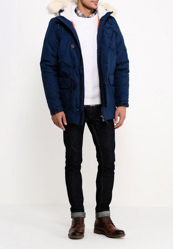 Утепленная куртка Bellfield B PEMBRICK N: изображение 2