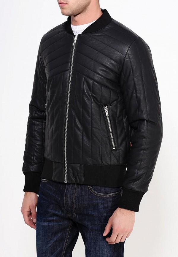 Кожаная куртка Bellfield B RIZO: изображение 3