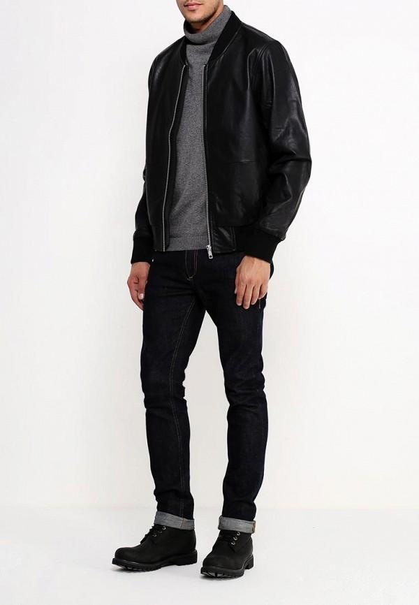 Кожаная куртка Bellfield B ZED: изображение 2