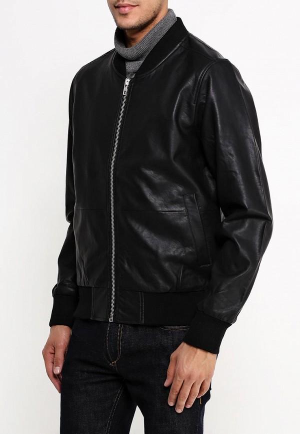 Кожаная куртка Bellfield B ZED: изображение 3