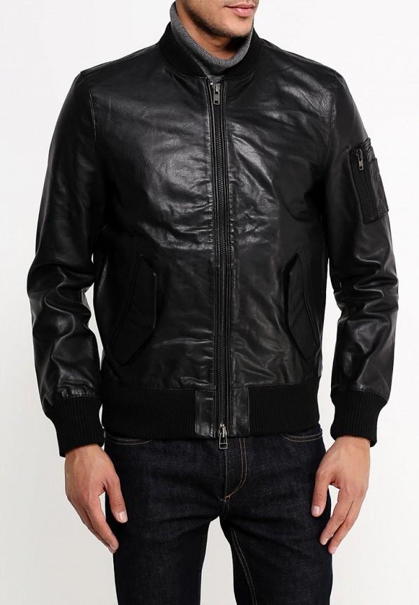 Кожаная куртка Bellfield B ROUEY: изображение 3