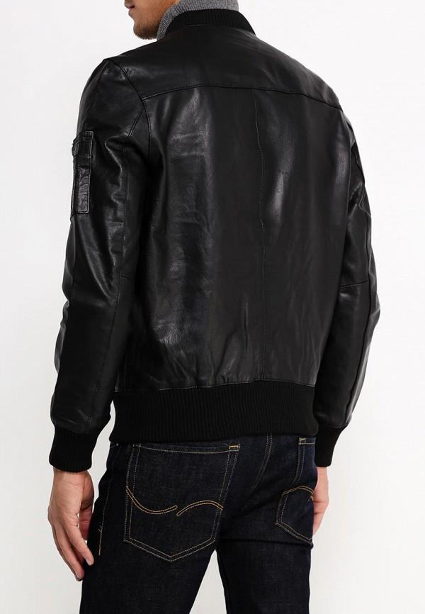 Кожаная куртка Bellfield B ROUEY: изображение 4