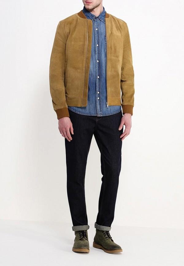 Кожаная куртка Bellfield B TUPELO T: изображение 2