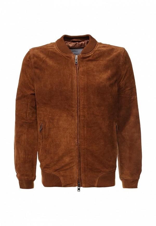Кожаная куртка Bellfield HADON: изображение 1