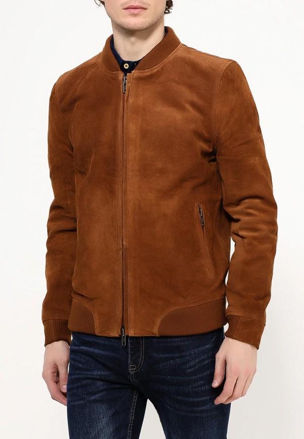 Кожаная куртка Bellfield HADON: изображение 3