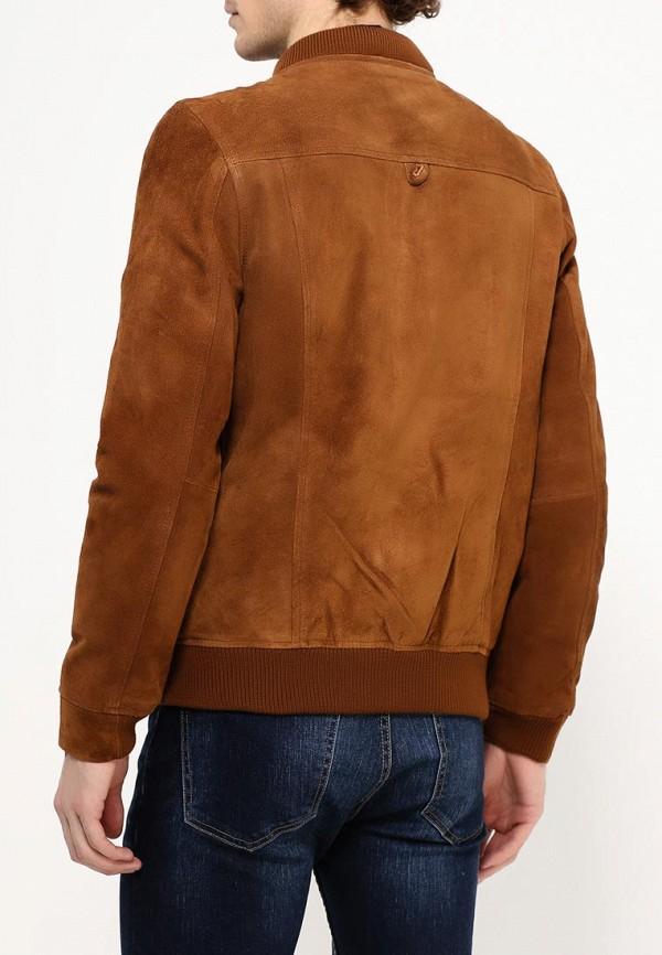 Кожаная куртка Bellfield HADON: изображение 4
