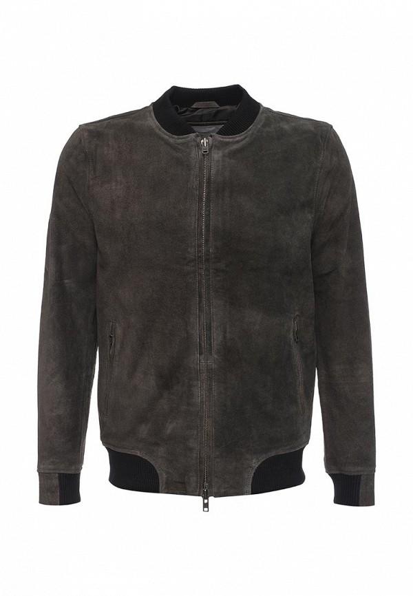 Кожаная куртка Bellfield HADON