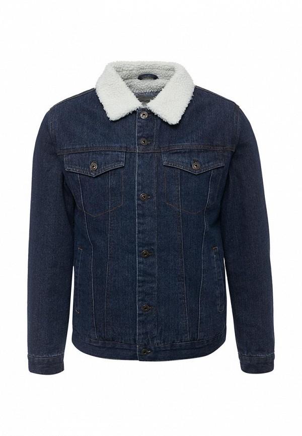 Куртка джинсовая Bellfield Bellfield BE008EMWSN09 bellfield рубашка