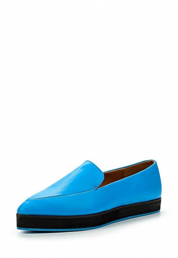 Туфли на плоской подошве Befree (Бифри) 1616033020