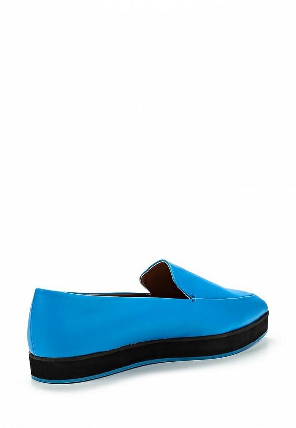 Туфли на плоской подошве Befree (Бифри) 1616033020: изображение 2