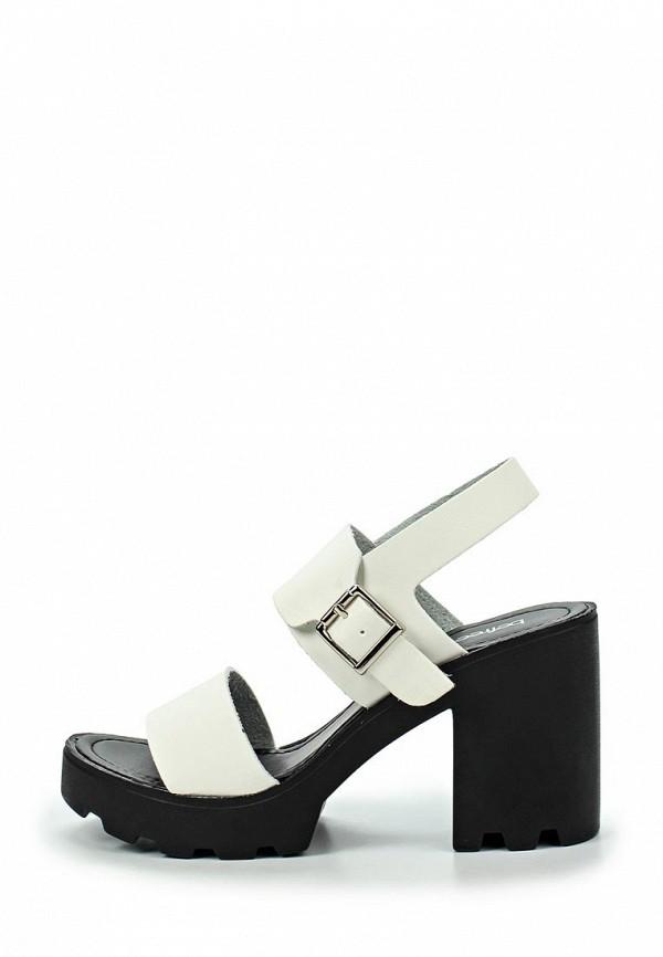 Босоножки на каблуке Befree (Бифри) 1626033035: изображение 2