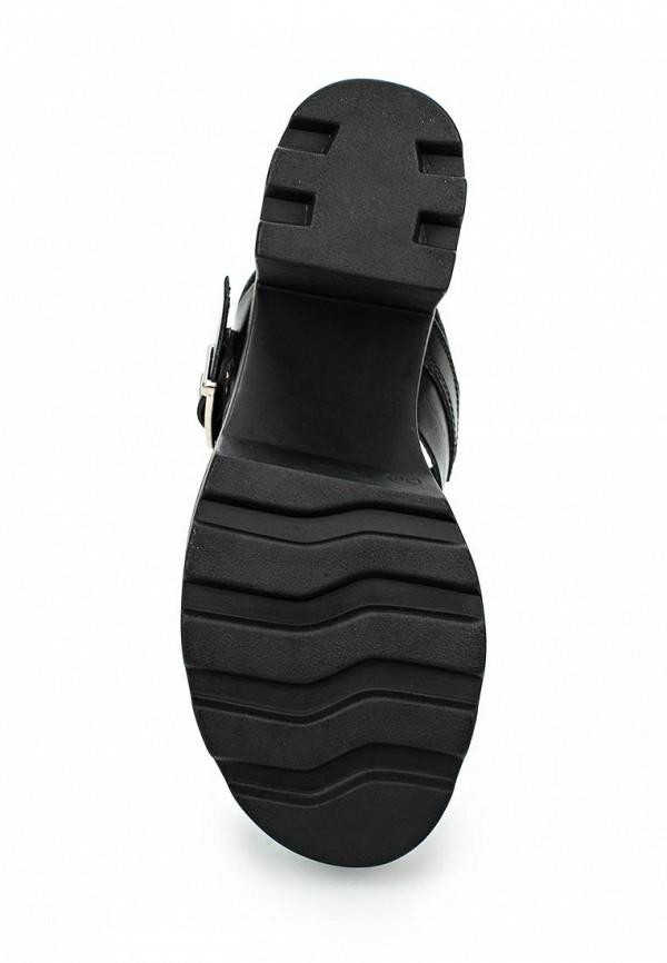 Босоножки на каблуке Befree (Бифри) 1626033035: изображение 3
