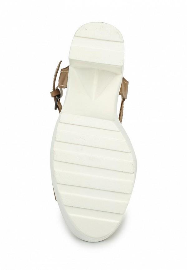 Босоножки на каблуке Befree (Бифри) 1626033043: изображение 3
