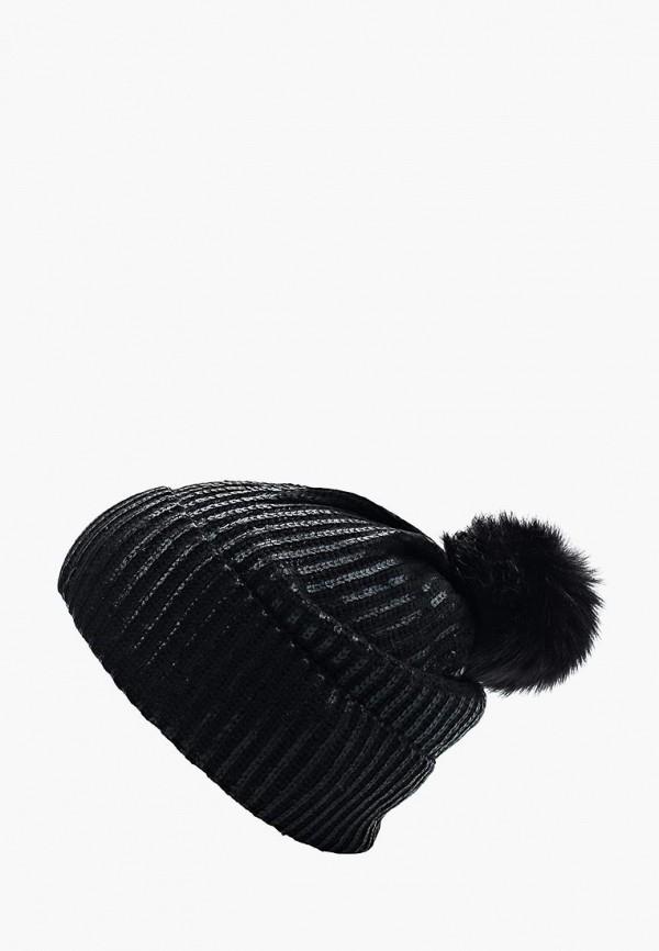Купить Шапка Befree, BE031CWUXM84, черный, Осень-зима 2017/2018