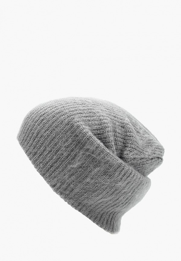 Купить Шапка Befree, BE031CWUXM85, серый, Осень-зима 2017/2018