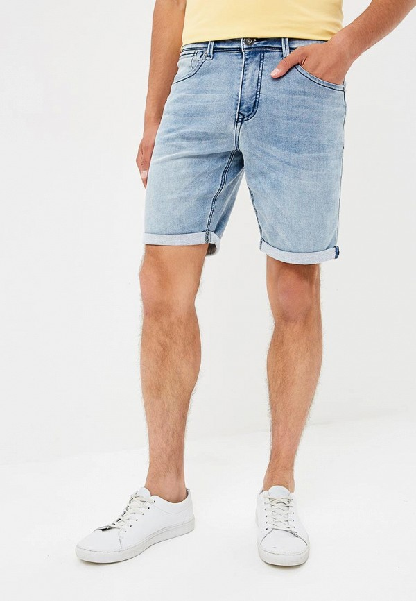 Купить Шорты джинсовые Befree, BE031EMAZXD9, синий, Весна-лето 2018