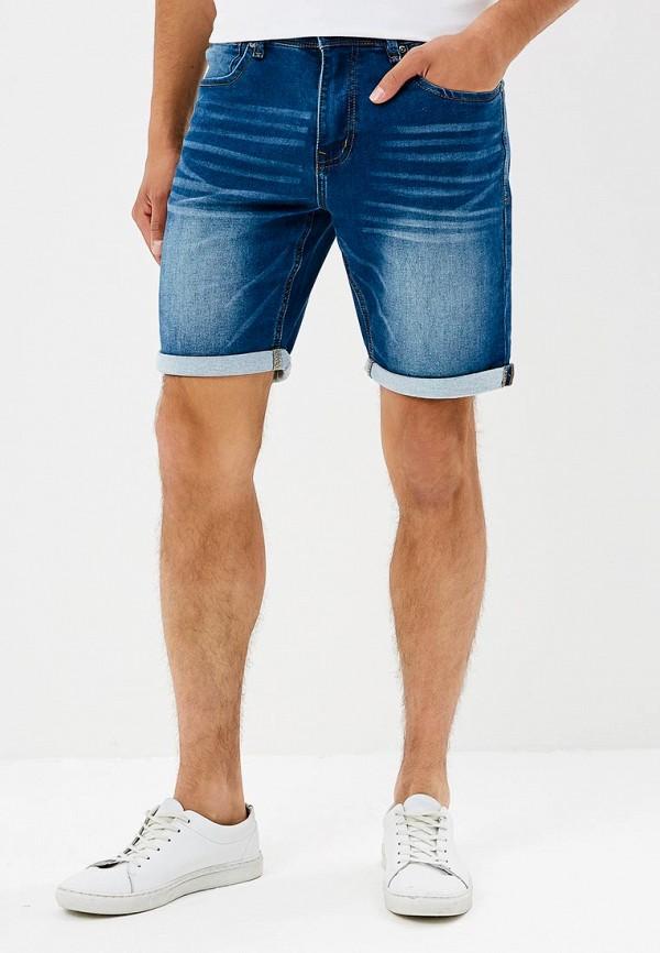 Купить Шорты джинсовые Befree, BE031EMAZXE0, синий, Весна-лето 2018