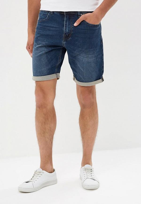 Купить Шорты джинсовые Befree, BE031EMAZXE1, синий, Весна-лето 2018