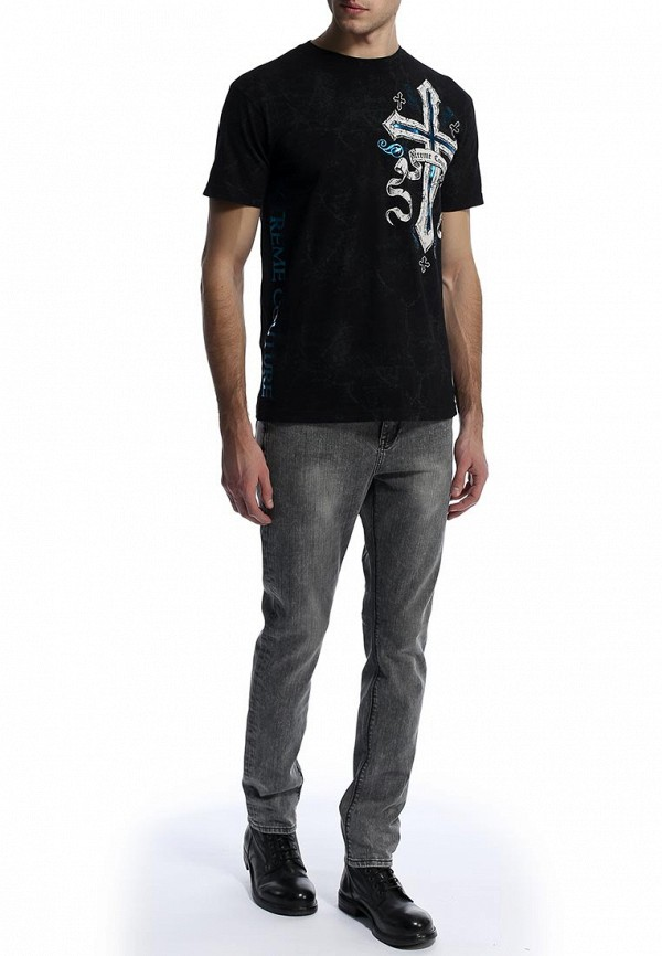 Мужские прямые джинсы Befree (Бифри) 449144736: изображение 2