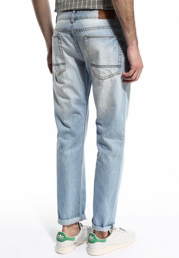 Мужские прямые джинсы Befree (Бифри) 519031704: изображение 4