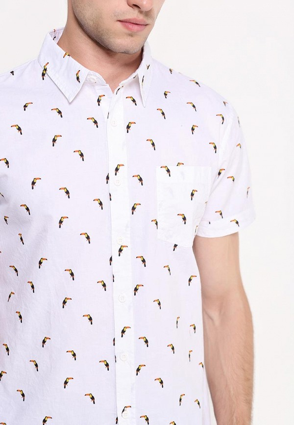 Рубашка с коротким рукавом Befree 529089311: изображение 2