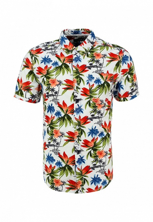 Рубашка с коротким рукавом Befree 529061309: изображение 2