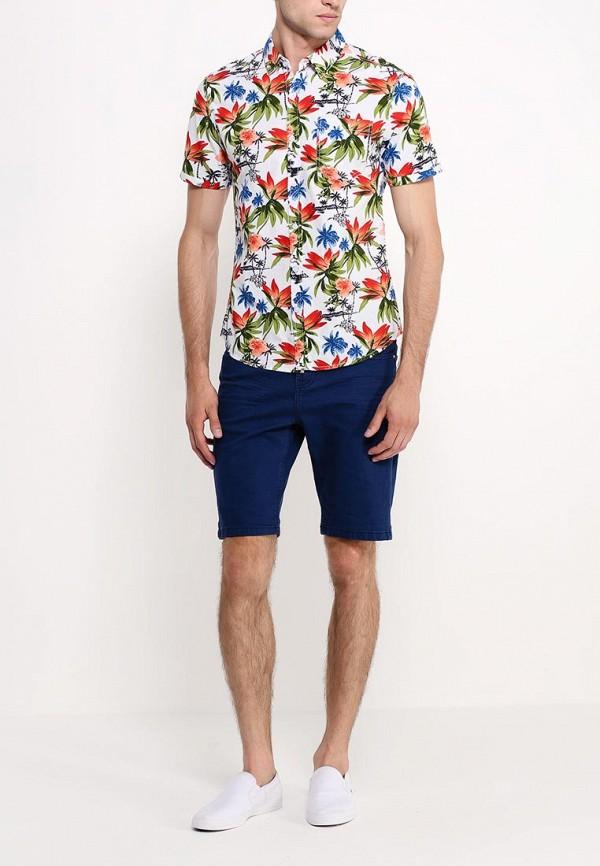 Рубашка с коротким рукавом Befree 529061309: изображение 4
