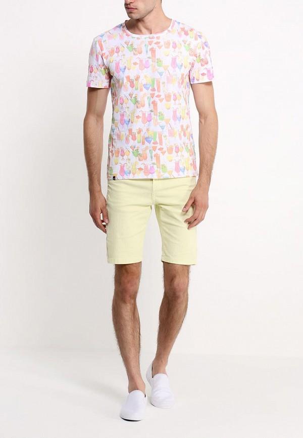 Мужские повседневные шорты Befree (Бифри) 529068716: изображение 3