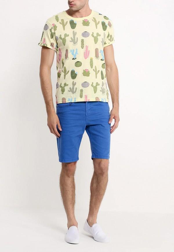 Мужские повседневные шорты Befree (Бифри) 529068716: изображение 7