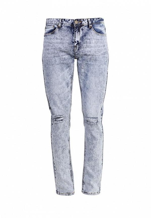 Мужские прямые джинсы Befree (Бифри) 529062709: изображение 1
