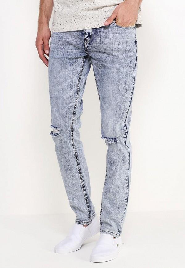 Мужские прямые джинсы Befree (Бифри) 529062709: изображение 2