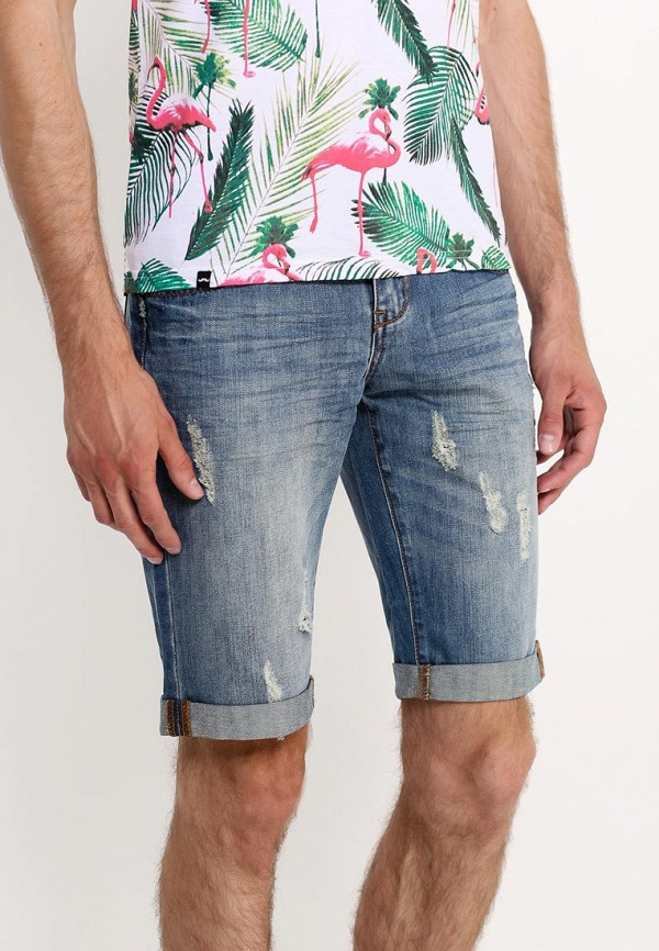 Мужские повседневные шорты Befree (Бифри) 529064711: изображение 2
