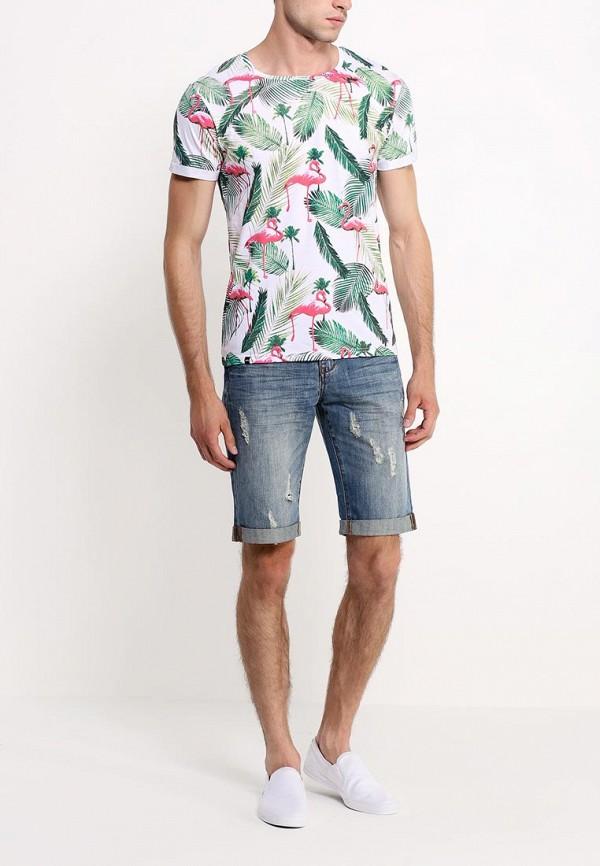Мужские повседневные шорты Befree (Бифри) 529064711: изображение 3