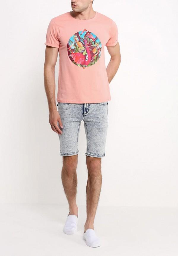 Мужские повседневные шорты Befree (Бифри) 529066713: изображение 3