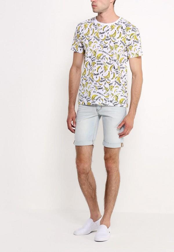 Мужские повседневные шорты Befree (Бифри) 529096718: изображение 3