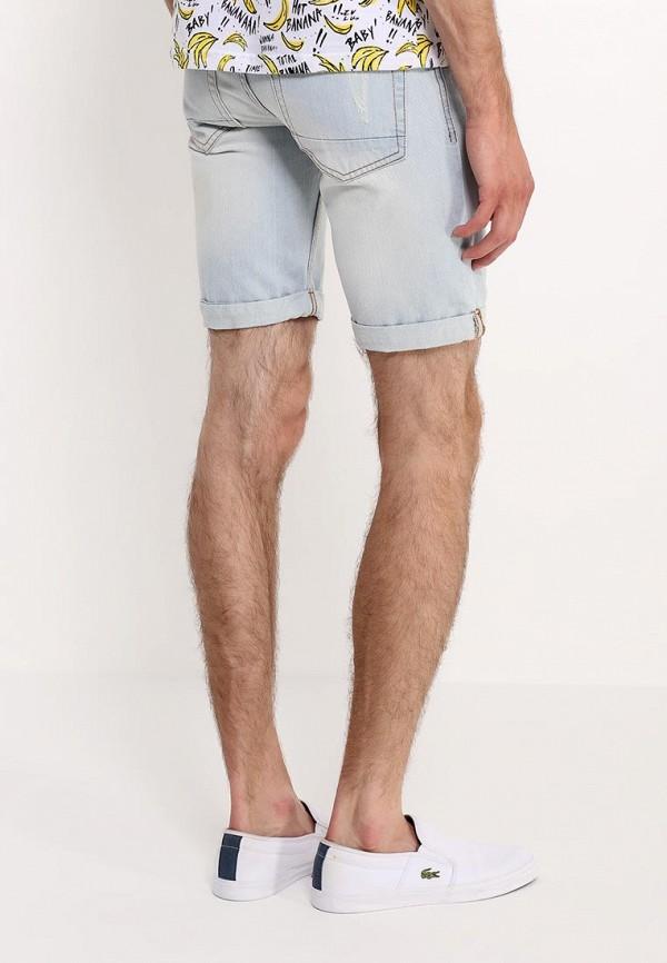 Мужские повседневные шорты Befree (Бифри) 529096718: изображение 4