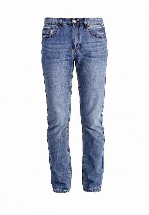 Мужские прямые джинсы Befree (Бифри) 539056712: изображение 1