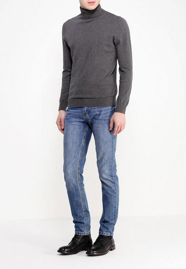 Мужские прямые джинсы Befree (Бифри) 539056712: изображение 2