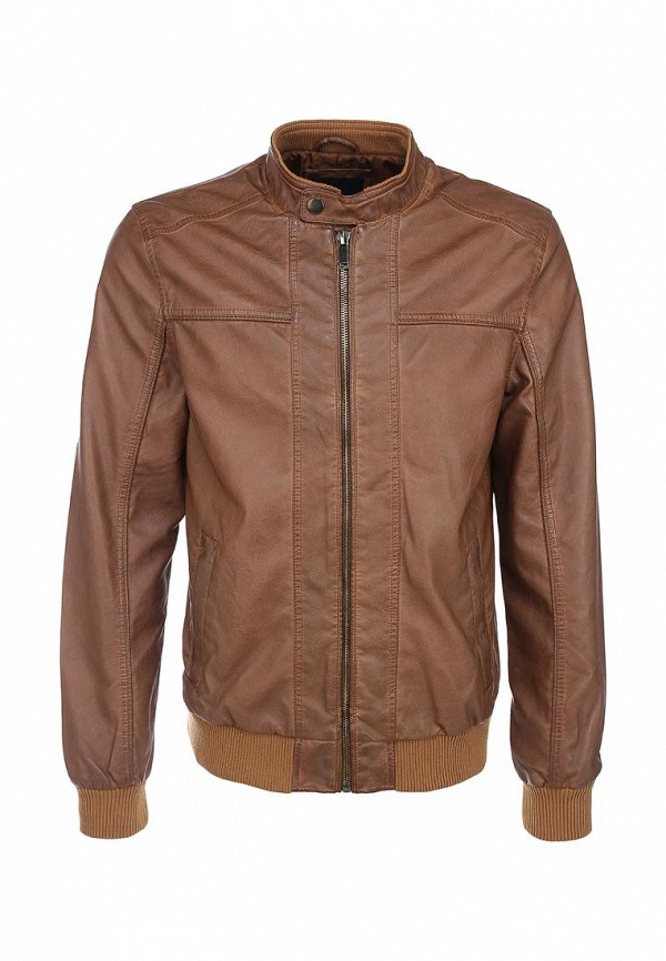 Кожаная куртка Befree (Бифри) 539016102: изображение 1