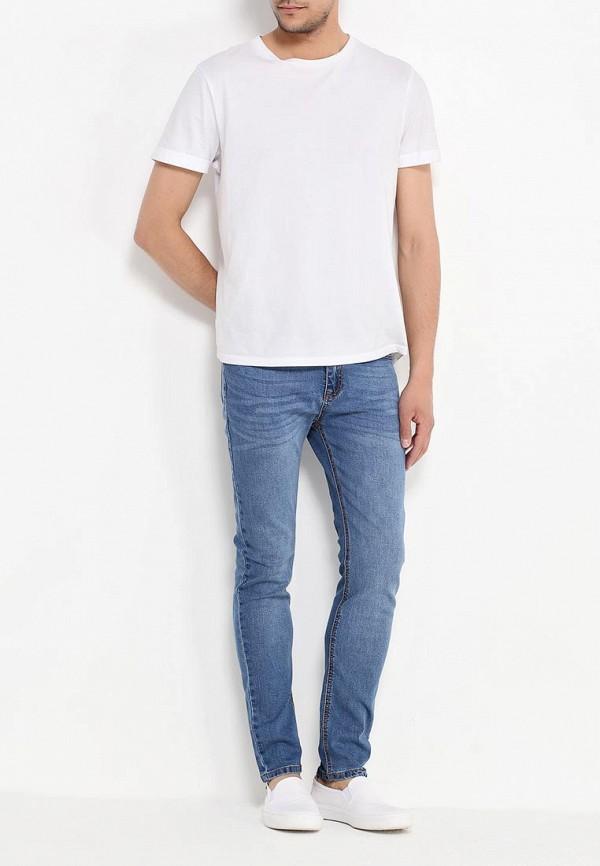 Мужские прямые джинсы Befree (Бифри) 619010702: изображение 2