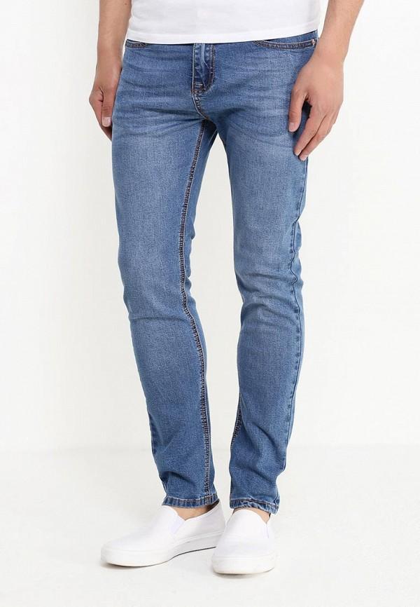 Мужские прямые джинсы Befree (Бифри) 619010702: изображение 3