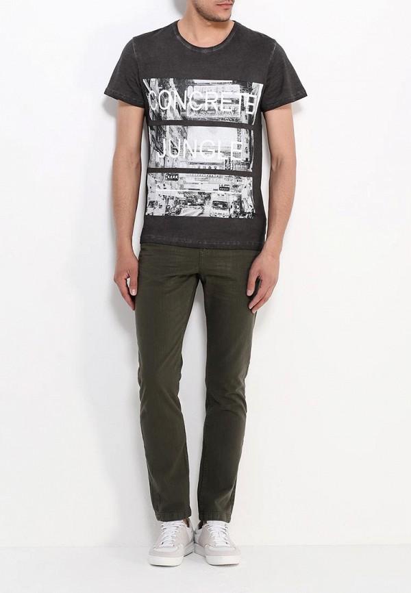 Мужские прямые джинсы Befree (Бифри) 619035709: изображение 2