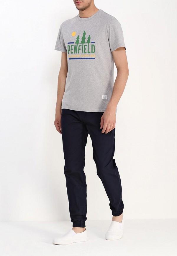 Мужские повседневные брюки Befree (Бифри) 619035709: изображение 3
