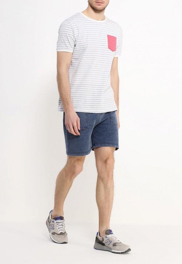 Мужские спортивные шорты Befree (Бифри) 629514733: изображение 2