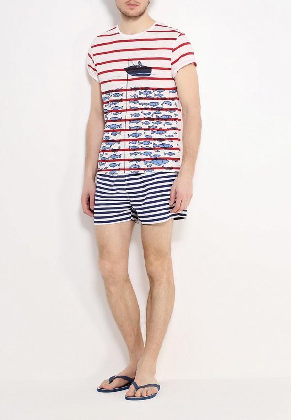 Мужские шорты для плавания Befree (Бифри) 629516735: изображение 2